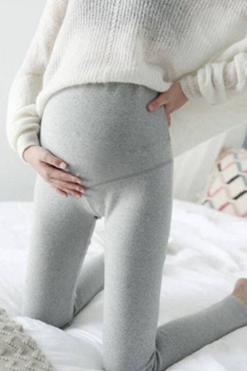 Maternity Cotton Leggings