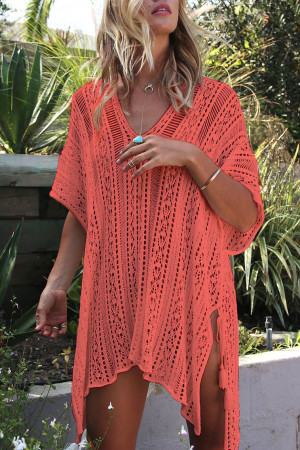 Crochet Coverup Dress