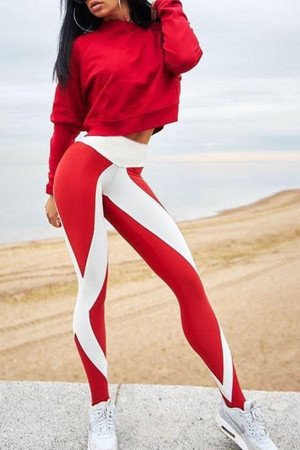 Two Tone Workout Leggings