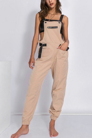Loose High Waist Jumpsuit