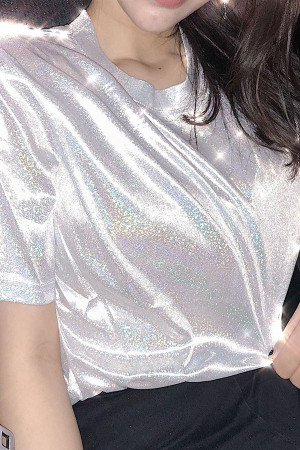 Loose Sparkly T-shirt