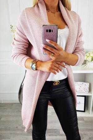 Solid Color Casual Cardigan