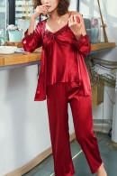 3pcs Pajama Pants Set