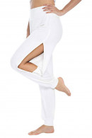 Side Slit Jogger Pants