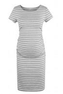 Basic Bodycon Maternity Dress