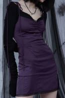 Buttons Back Cami Dress