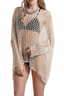 Cover Up Mesh Pullover