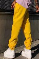 Fleece Lined Loose Pants