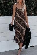 Python Print Split Cami Dress