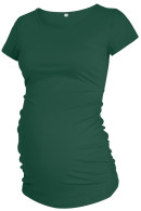 Ruched Maternity T-Shirt