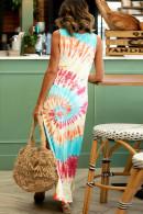 Tie-Dye Tank Dress