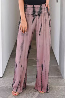 Tie Dye Empire Chiffon Pants