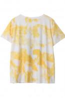 Tie Dye Scoop Tee Shirt