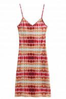 Tie Dye Spaghetti Straps Dress