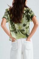 Women's Tie Dye Shirt