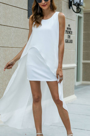 High Low Asymmetrical Dress
