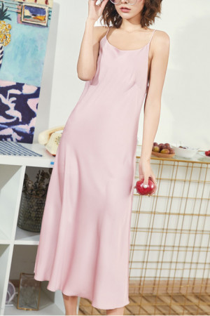 Criss-Cross Strap Night Dress