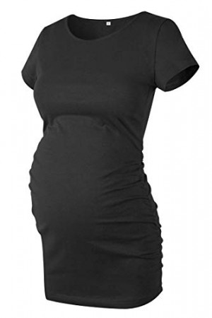 Women's Basic Maternity T-Shirt