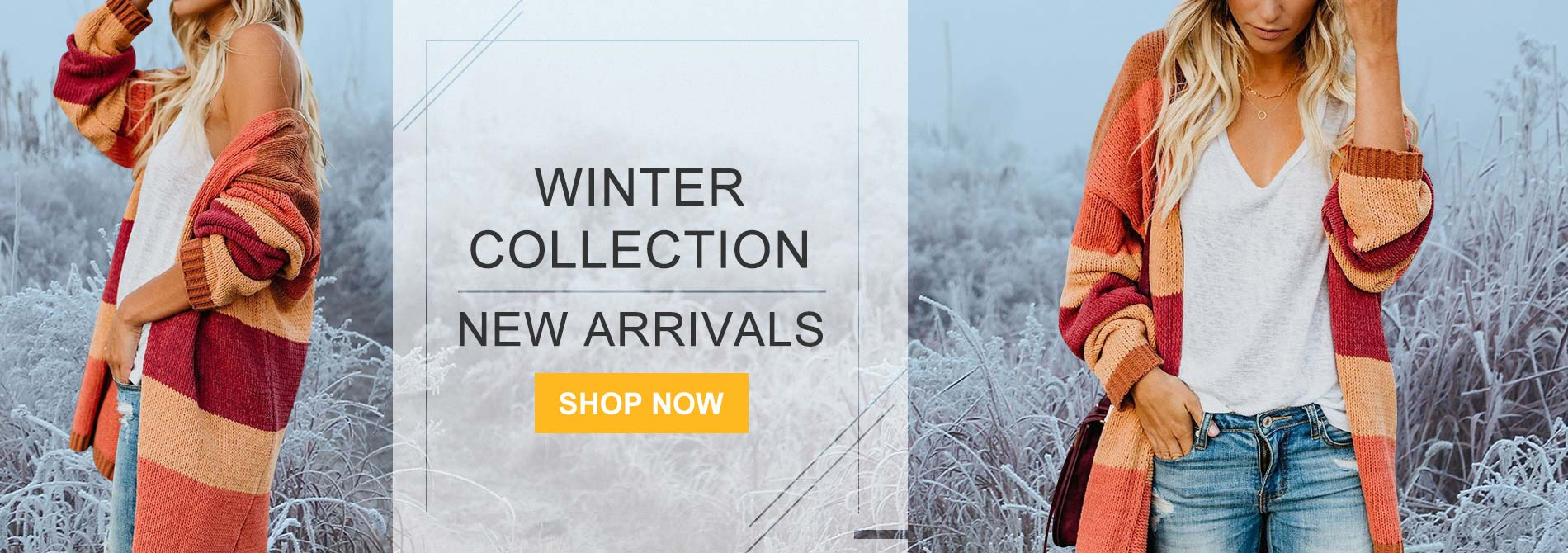 New Arrivals For Winter
